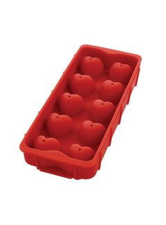 Harold Import Company Inc. Ice Tray Puffed Heart
