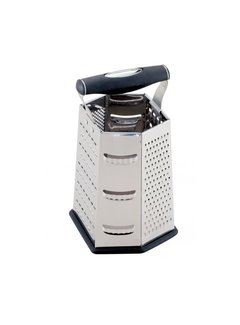 Harold Import Company Inc. Multi-Face Grater S/S