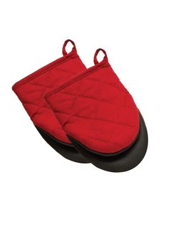 Harold Import Company Inc. Mini Mitt Red Set/2