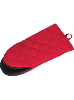 Harold Import Company Inc. Oven Mitt Red