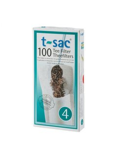 T-Sac Tea Filter #4