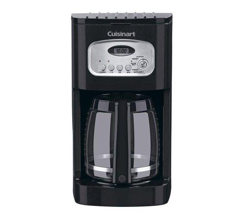 Cuisinart 12-Cup Programmable Coffeemaker (Black)