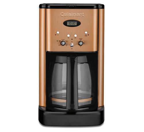 Cuisinart Brew Central 12-Cup Programmable Coffeemaker (Copper)