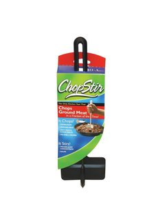 ChopStir Ground Meat Kitchen Tool - Black