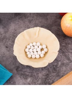 Harold Import Company Inc. Individual Porcelain Pie Dish