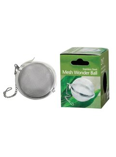 Harold Import Company Inc. Tea Infuser Mesh Ball S/S 2.5""