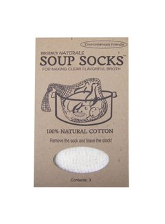 Regency Natural Soup Sock