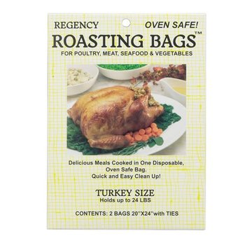 Regency Roasting Bag Turkey Pack of 2