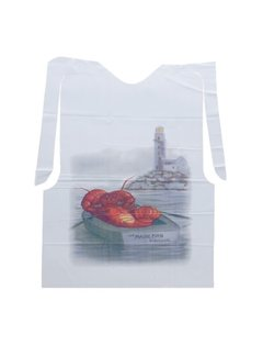 Regency Lobster Bib Set of 4