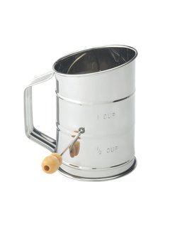 Mrs. Anderson's Sifter 1 Cup Crank S/S