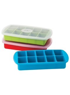 Joie Silicone Ice Cube Tray With Cover