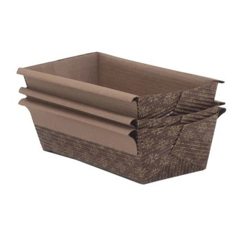 Regency 1/3 Pound Paper Loaf Pan