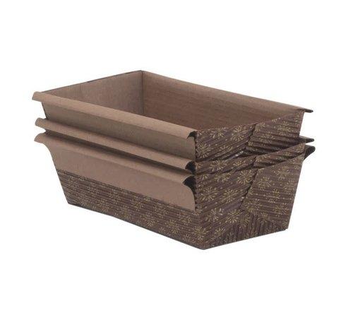 Regency 1/3 Pound Paper Loaf Pan