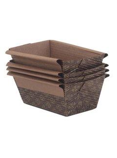 Regency 1/4 Pound Paper Loaf Pan