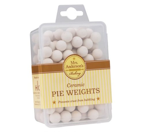 Mrs. Anderson's Pie Weights