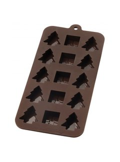 Mrs. Anderson's Silicone Chocolate Holiday Mold