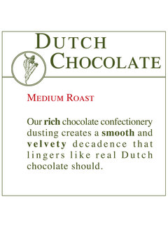 Fresh Roasted Coffee - Dutch Chocolate
