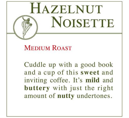 Fresh Roasted Coffee - Hazelnut