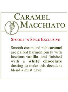 Fresh Roasted Coffee - Caramel Macchiato