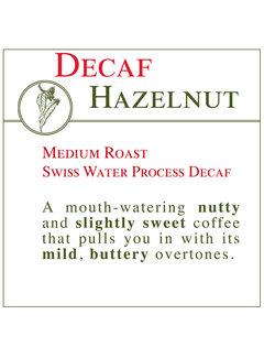 Fresh Roasted Coffee - DECAF Hazelnut