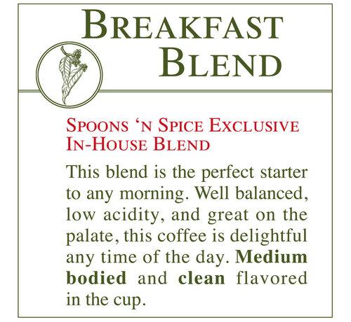 Fresh Roasted Coffee - Breakfast Blend