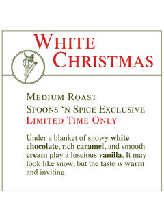 Fresh Roasted Coffee - White Christmas