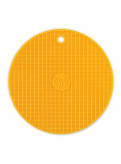 ThermoWorks Silicone Hot Pad/Trivet - Yellow