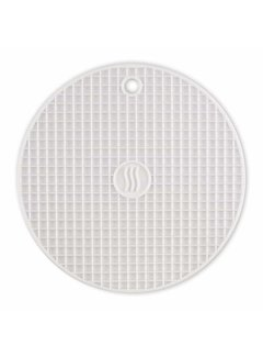 ThermoWorks Silicone Hot Pad/Trivet - White