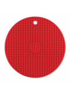ThermoWorks Silicone Hot Pad/Trivet - Red