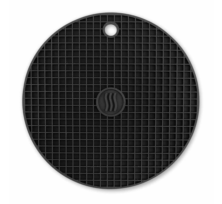 ThermoWorks Silicone Hot Pad/Trivet - Black