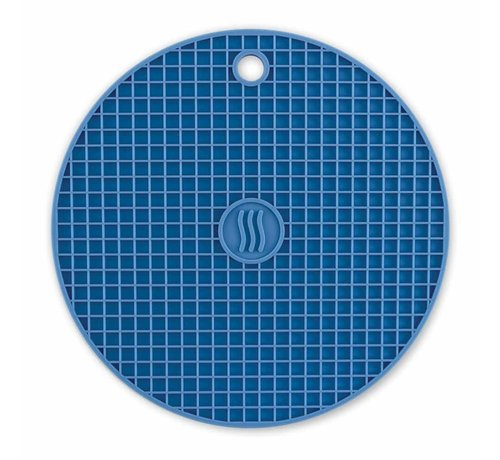 ThermoWorks Silicone Hot Pad/Trivet - Blue
