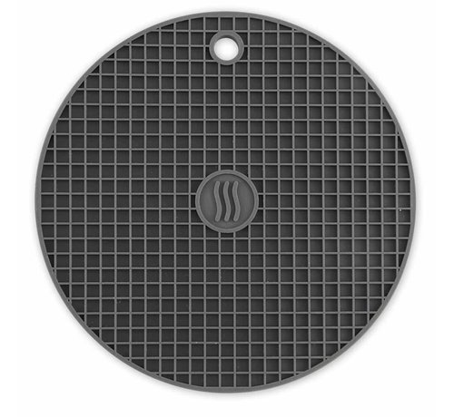 ThermoWorks Silicone Hot Pad/Trivet - Charcoal