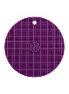 ThermoWorks Silicone Hot Pad/Trivet - Purple