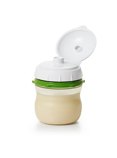 OXO Good Grips On-The-Go Silicone Squeeze Bottle