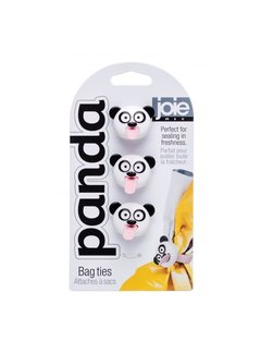 Joie Panda Bag Ties Set of 3
