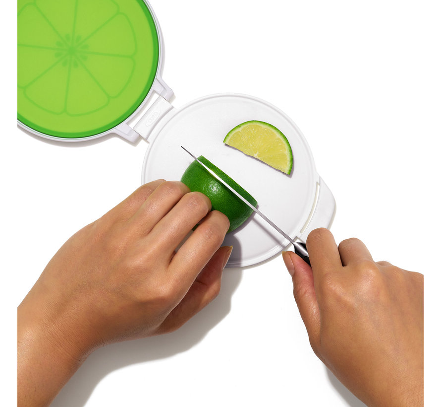 Good Grips Cut and Keep Silicone Lime Saver
