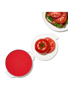OXO Good Grips Cut and Keep Silicone Tomato Saver
