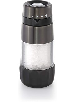 OXO Good Grips Salt Grinder, Black S/S