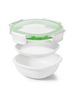 OXO Good Grips On-the-Go Snack Container