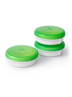 OXO Good Grips On-the-Go Condiment Keeper (3 Pc)