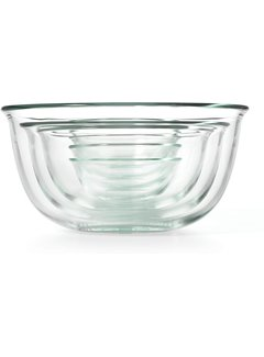 OXO Good Grips 7-Piece Glass Bowl Set