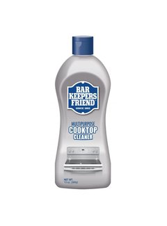 Bar Keeper's Friend Multipurpose Cooktop Cleaner