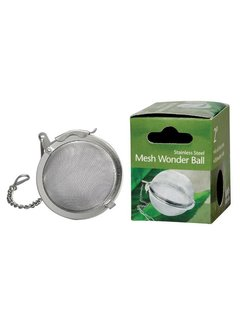 "Harold Import Company Inc. Tea Infuser Mesh Ball S/S 2"" Bx"