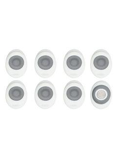 OXO Good Grips Magnetic Mini Clips - 8 Pk. - White