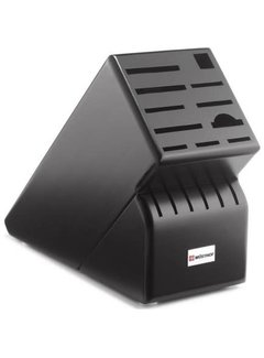 Wusthof 17-Slot Knife Block - Black