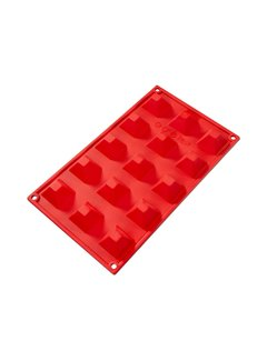 Fat Daddio's ProSeries Pyramid Silicone Baking Mold