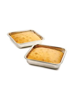 "Norpro 7.5"" Stainless Steel Square Cake Pan"