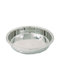 "Norpro 9"" Stainless Steel Cake Pan"