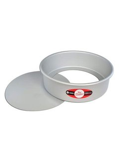 "Fat Daddio's Removable Bottom Cake Pan 10""X3"""