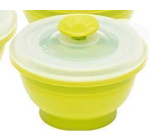 Collapse It 1 Cup Silicone Round - Green